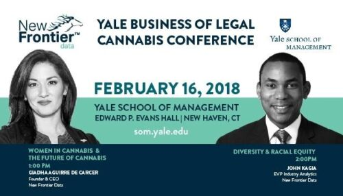 new frontier yale cannabis conf
